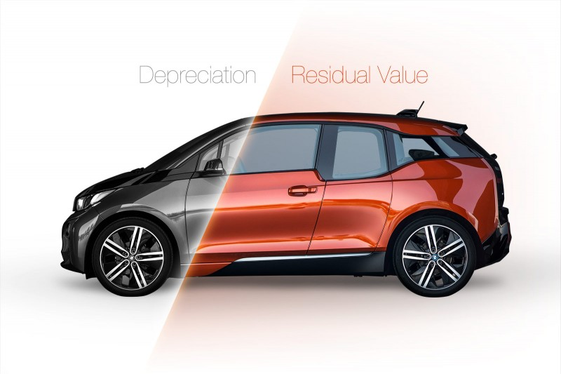 Depreciation / Residual Value - PHOTO: Jonathan Musk