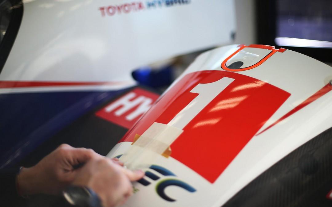 Toyota Racing Launch 2015 FIA World Endurance Championship Campaign