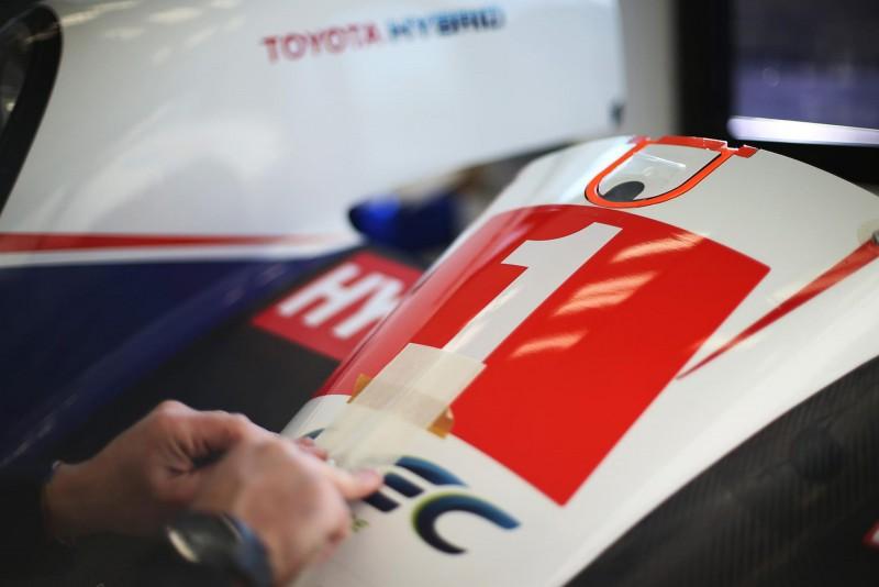 Toyota Prologue 2015 -1- car stickered