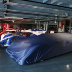 Toyota Prologue 2015 TS040 HYBRID under wraps