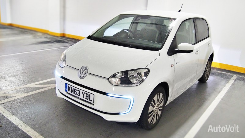 Volkswagen e-up! - AutoVolt - PHOTO: Jonathan Musk