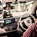DriveNow carsharing BMW i3