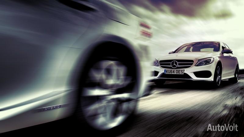 Mercedes C300 BlueTEC Hybrid AMG Line - AutoVolt | PHOTO: Jonathan Musk