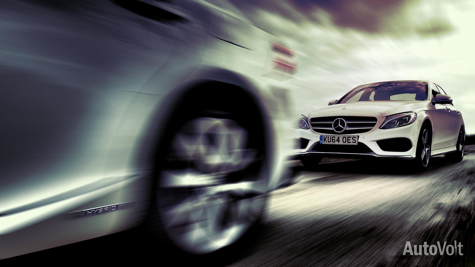 Mercedes C300 BlueTEC Hybrid AMG Line Photo