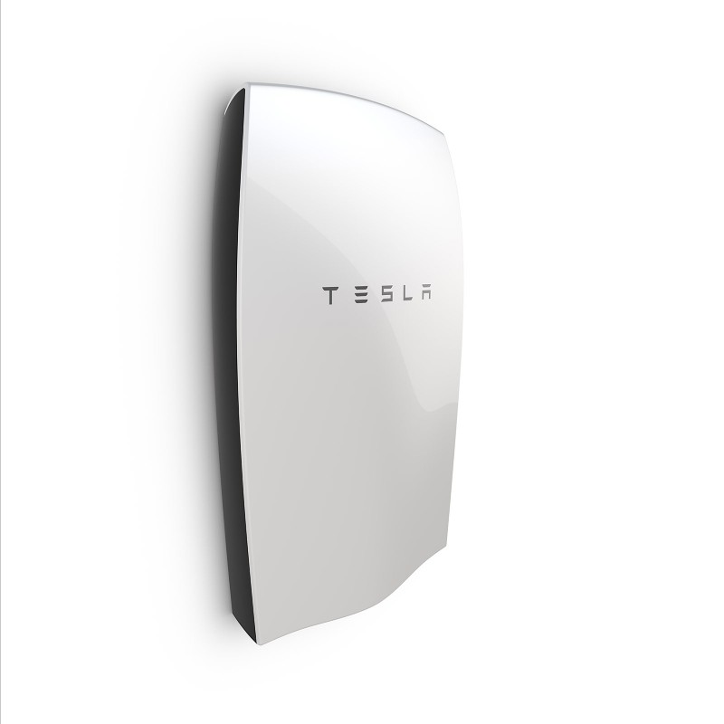 Powerwall front angle