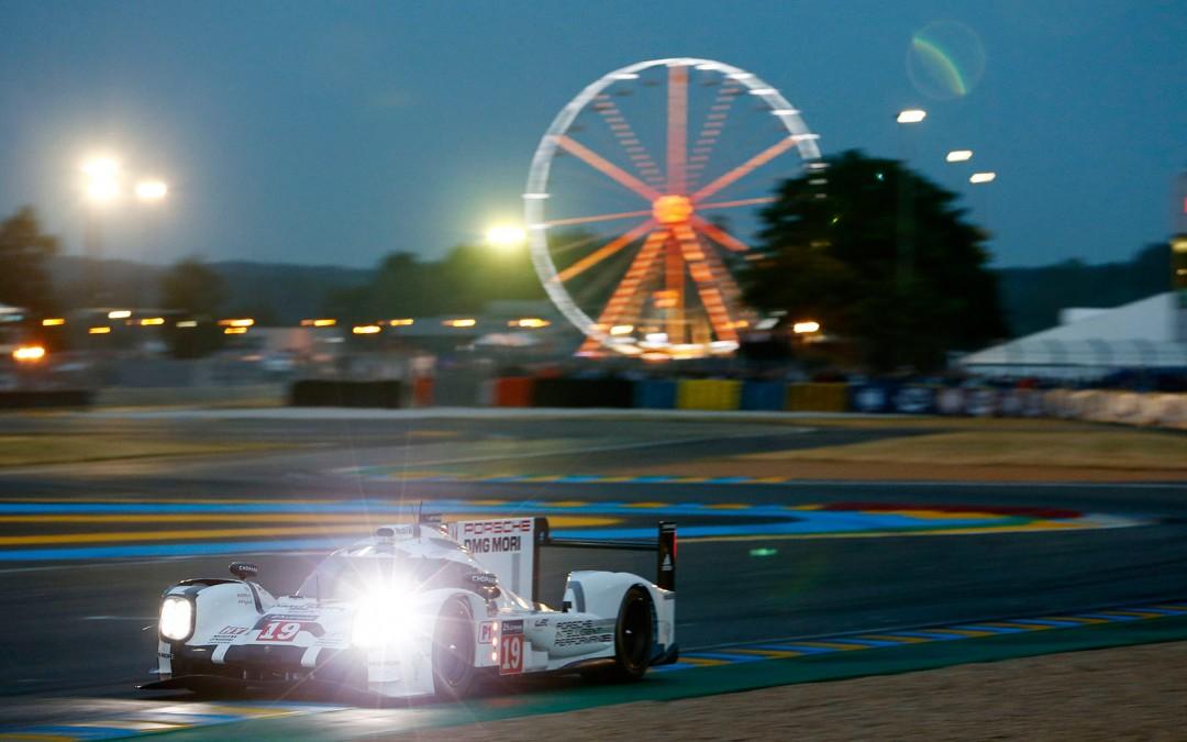 Porsche Win Historic Le Mans