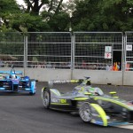 Nelson Piquet Jr - Formula E London ePrix 28 June 2015 - AutoVolt