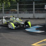 Piquet Jr gets a bit of breathing space - Formula E London ePrix 28 June 2015 - AutoVolt