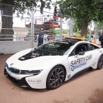 BMW i8 Safety Car - Formula E London ePrix 28 June 2015 - AutoVolt