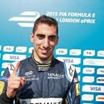 Sébastien Buemi - Formula E London ePrix Saturday 27 June