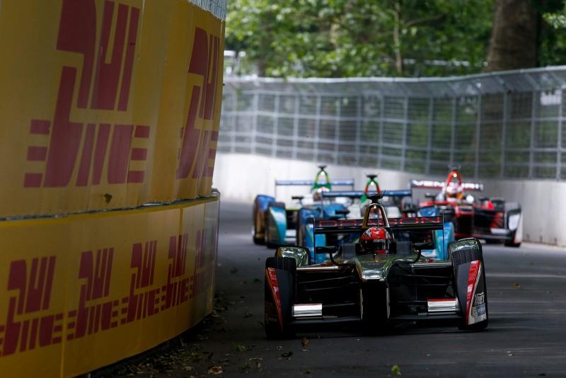 Formula E Visa London ePrix Battersea Park