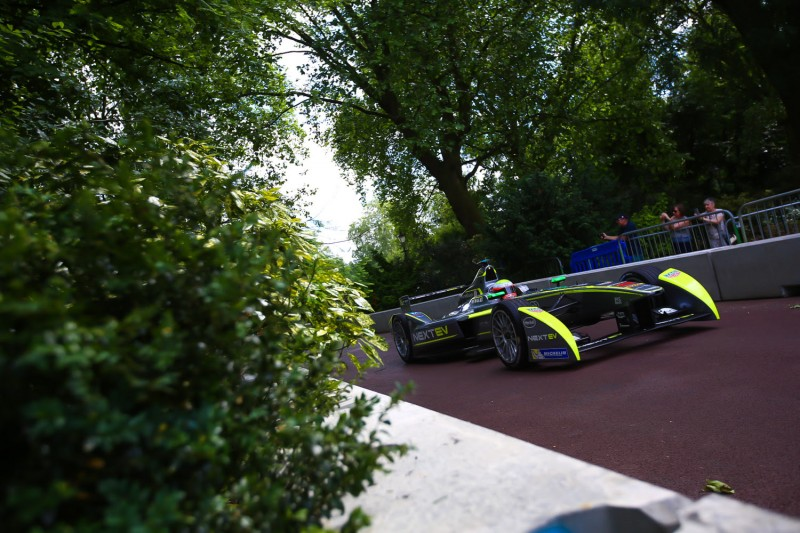 NEXTEV TCR at Battersea Park London ePrix