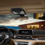 New BMW 7-Series PHEV - Interior view