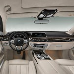 New BMW 7-Series PHEV - Dashboard
