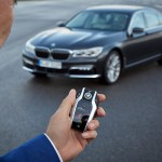 New BMW 7-Series - BMW Display Key