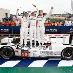 Porsche Wins Le Mans 2015