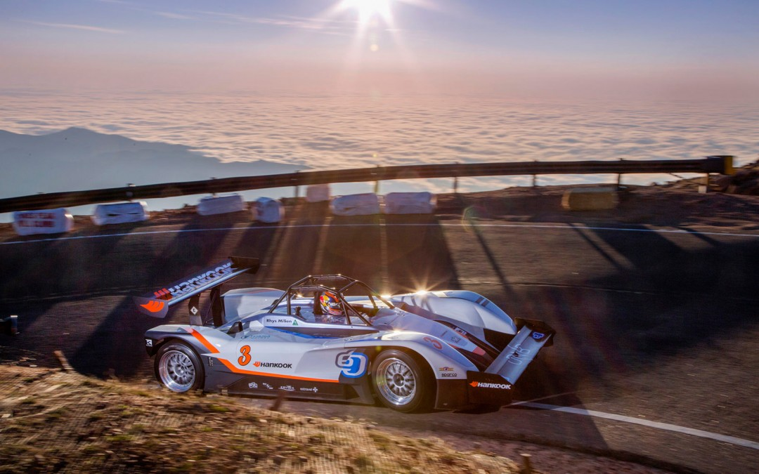 Pikes Peak International Hill Climb Won by an Electric Car