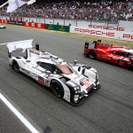 Under the skin of the Porsche 919 Hybrid LMP1 race car