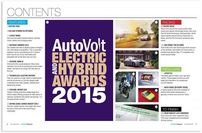AutoVolt Jul-Aug 2015 Contents