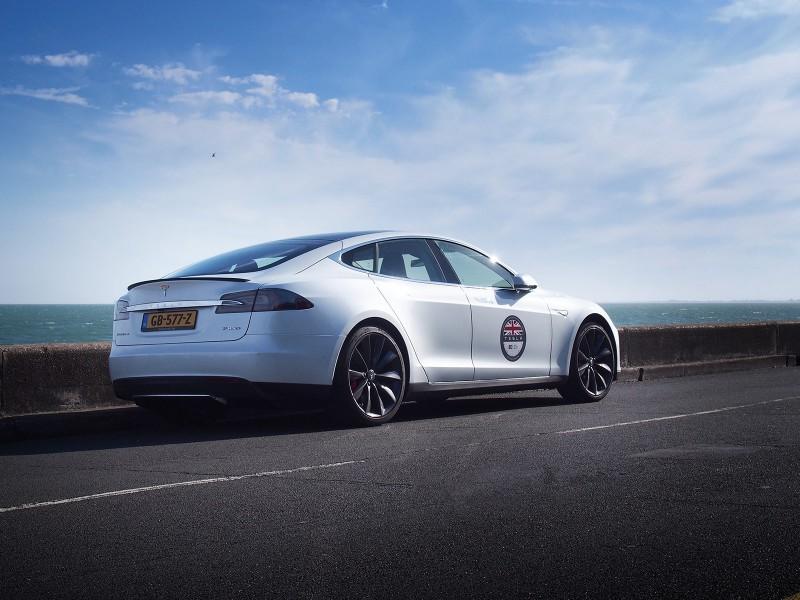 Tesla Model S P85D | © AutoVolt L Hargrave