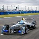 FIA Formula E Donington Testing Day 1 2015