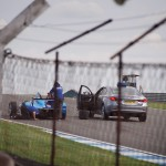 Not without their problems - Formula E Donington 11.08.2015 | © Jonathan Musk, AutoVolt