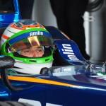 Simona de Silvestro, Amlin Andretti - Formula E Donington 11.08.2015 | © Jonathan Musk, AutoVolt