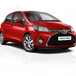 Toyota Yaris Hybrid Sport
