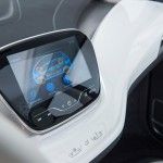 2015 Chevrolet Bolt EV Concept interior