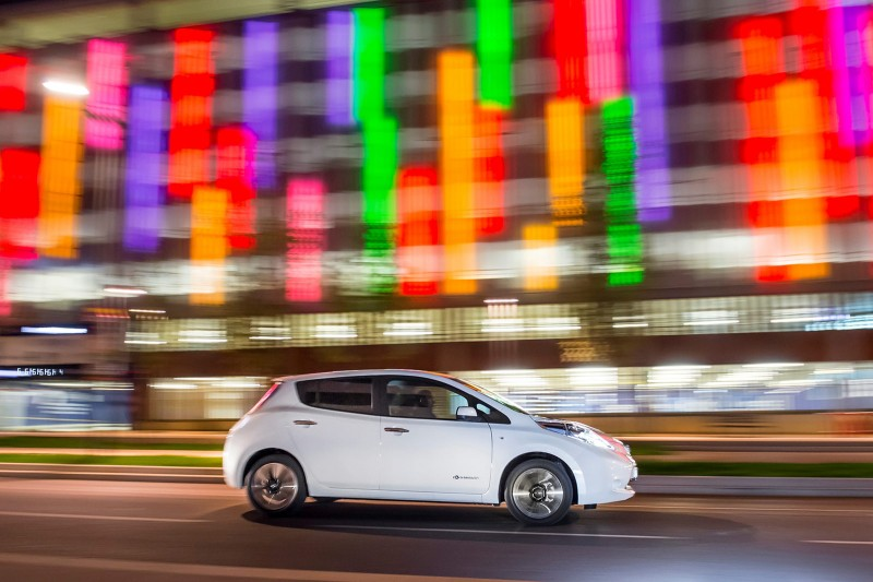 Nissan LEAF 30kWh MY2016