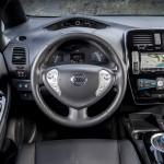 Nissan LEAF 30kWh interior
