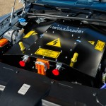 Aston Martin RapidE Battery