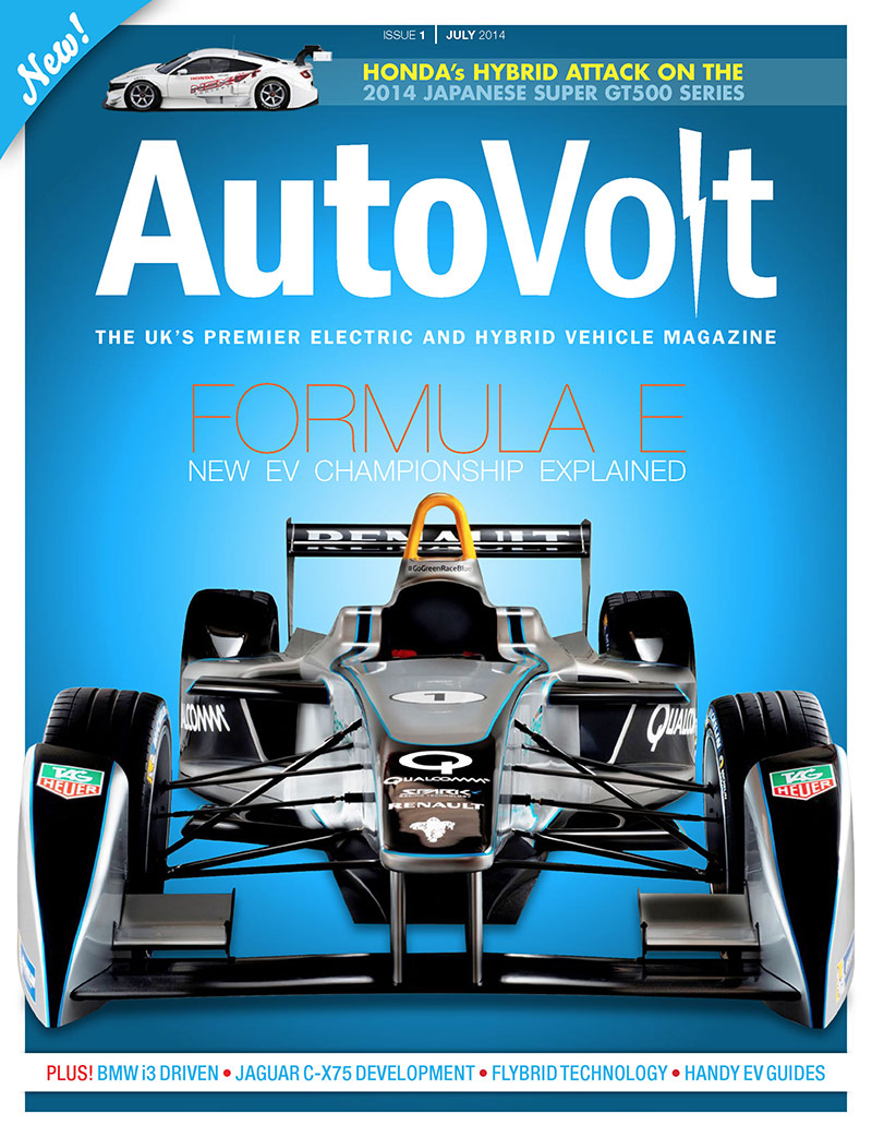 Autovolt Issue 1, July 2014