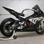 BMW eRR electric superbike