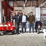 Cezeta electric scooter - Management Team