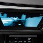 Audi e-tron quattro concept display