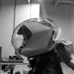 Faraday Future FFZERO1 Concept helmet
