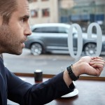 Microsoft Band 2 used to talk to Volvo cars