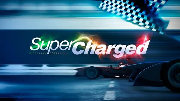 Supercharged Logo - Courtesy CNN International