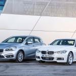 BMW 225xe and 330e PHEVs