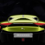 DS E-TENSE electric supercar concept