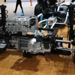 Hyundai EV chassis