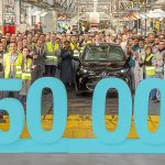 50,000th Renault ZOE sold - ANTOINE LA ROCCA ­ USINE RENAULT FLINS