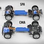 T5 Twin-Engine on CMA and T8 Twin-Engine AWD on SPA