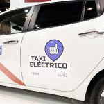The UK was Nissan's largest market for electric taxi sales