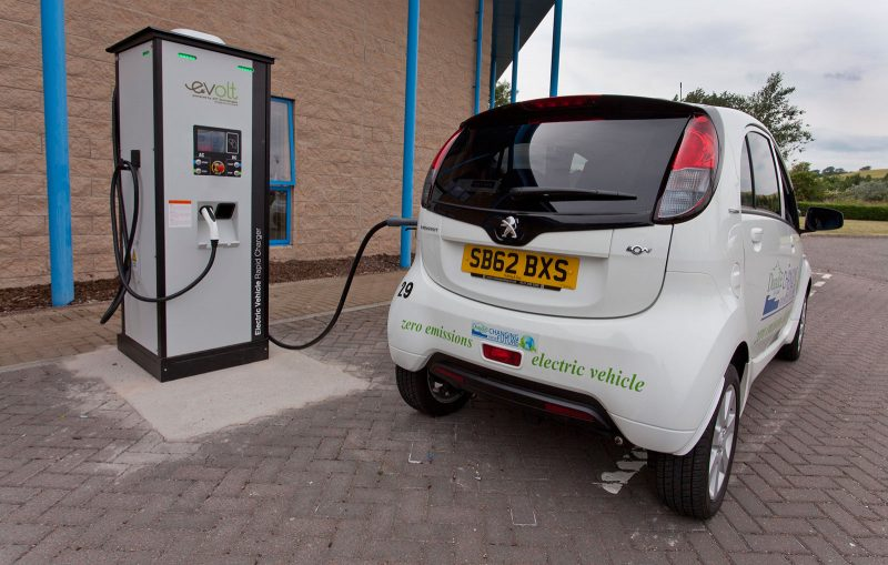 Evolt Rapid Charger