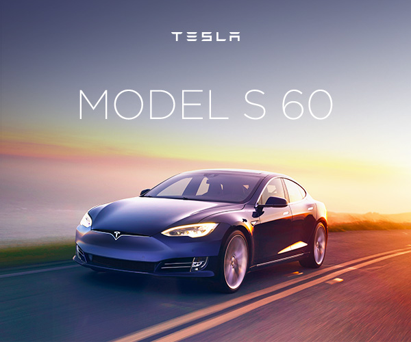 Tesla Model S 60 Announcement