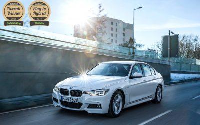 2016 AutoVolt Awards Winners: BMW i3, i8 and 330e