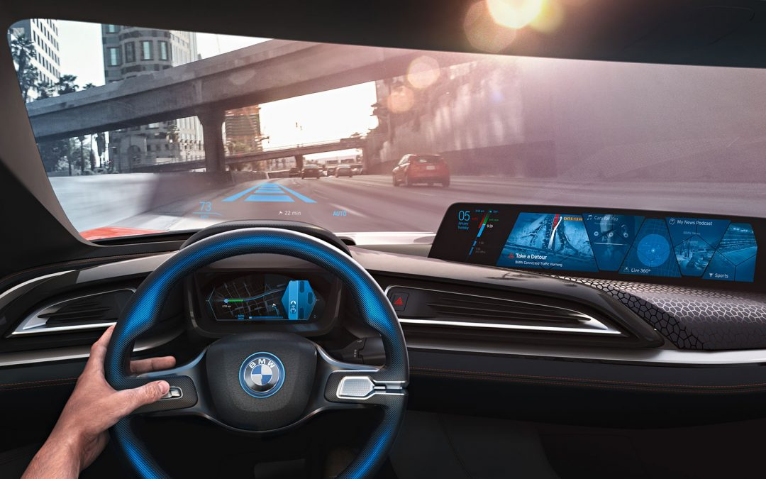BMW Look to Intel for Future Autonomous Cars