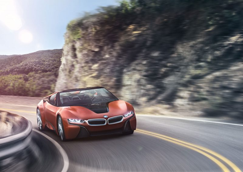 BMW autonomous driving future with Intel and Mobileye